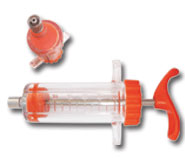 Balplex  Syringe  Transparent  30 ml