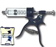 Multidose Gun Syringe  Metal Body  30 ml